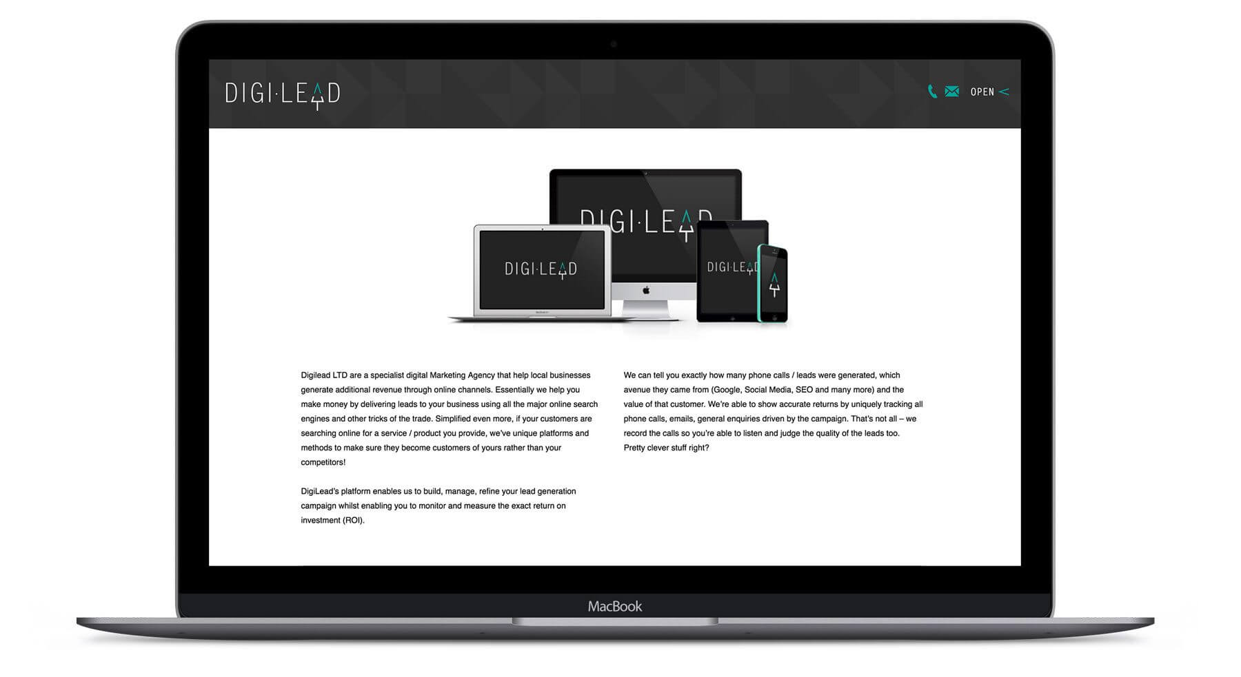 Digilead  - Web Development