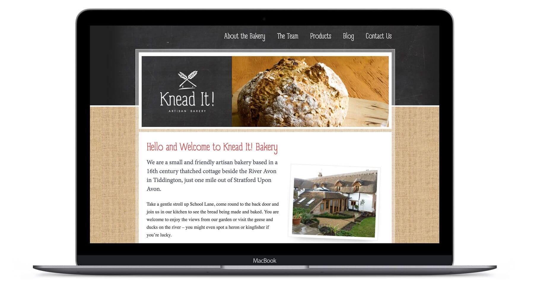 Knead It!  - Branding
