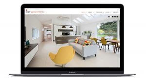 MRT Architects Web Design Development