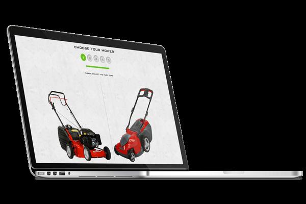Ecommerce Website Design for Sims