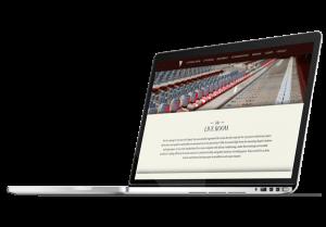 Recording Studio Web Design for Vada