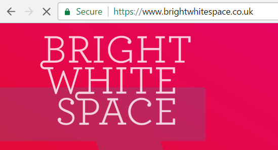 Bright White Space SSL