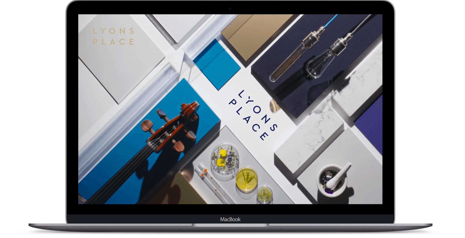 Lyons Place  - Website Development